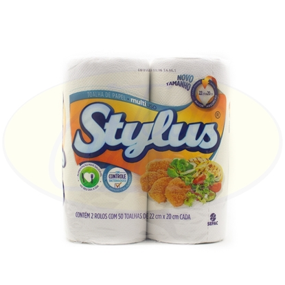 Picture of Papel Cocina Stylus 2 Unidades