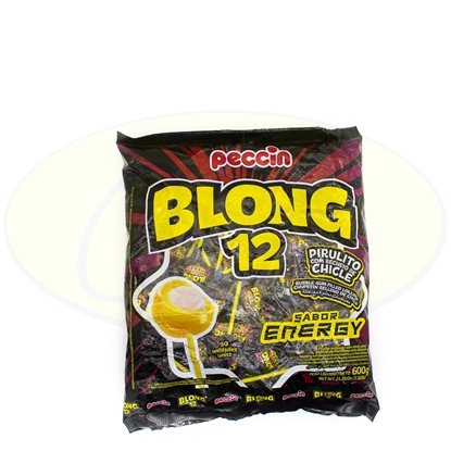 Picture of Chupetin Blong 12 Peccin Energy 600g