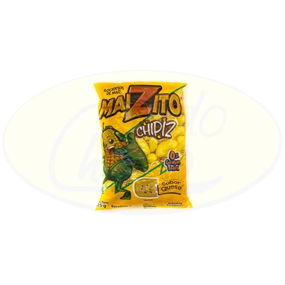 Picture of Bocadito Maizito Queso 25g