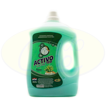 Picture of Detergente Aloe Activo 100 4Lts