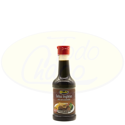 Picture of Salsa Inglesa Worcestershire Kenko 150ml