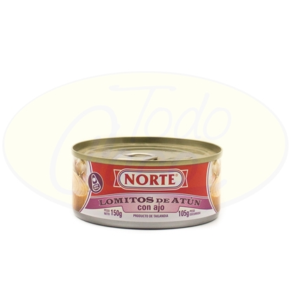 Picture of Atun con Ajo Norte 150gr