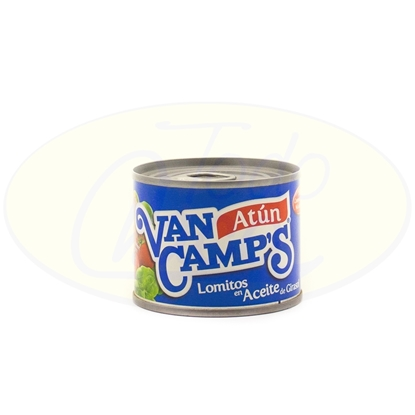 Picture of Atun en Aceite Van Camps 140gr