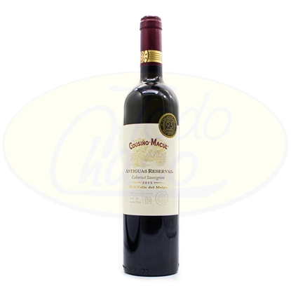 Picture of Vino Cousiño Macul An tRes Cabernet 750ml