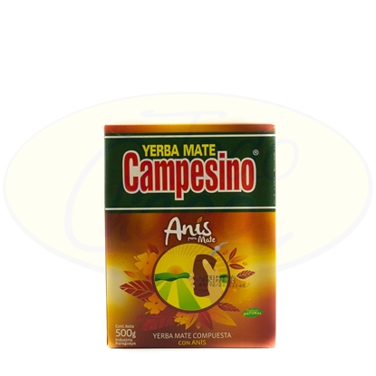 Picture of Yerba Campesino Anis 500g