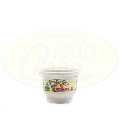 Picture of Queso Cremosos Lactolanda Untable Natural  200g