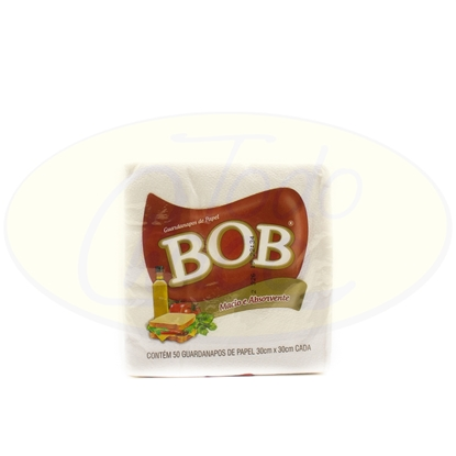 Picture of Servilleta Bob 50 Unidades 30 x 30 cm