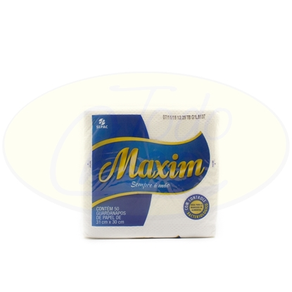 Picture of Servilleta Maxim 50 Unidades 31 x 30 cm