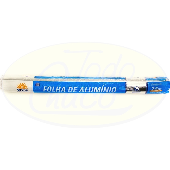 Picture of Papel Aluminio Wyda 45cm x 7,5mts
