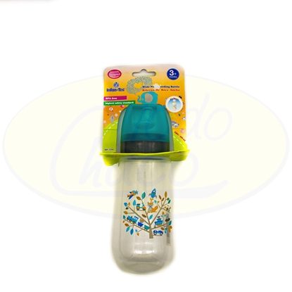 Picture of Biberon para Bebe Boca Ancha Infantec 420ml