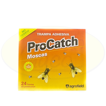 Picture of Trampa Adhesiva para Moscas Procatch