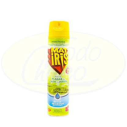 Picture of Insecticida en Aerosol Mata Plagas Matiris 400ml