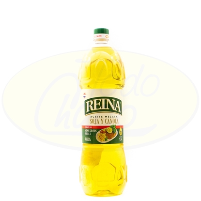 Picture of Aceite Mezcla Reina 1.5 Lts