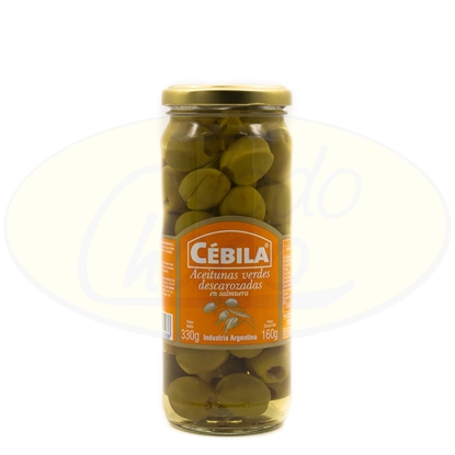 Picture of Aceitunas Descarozados Cebila 160gr