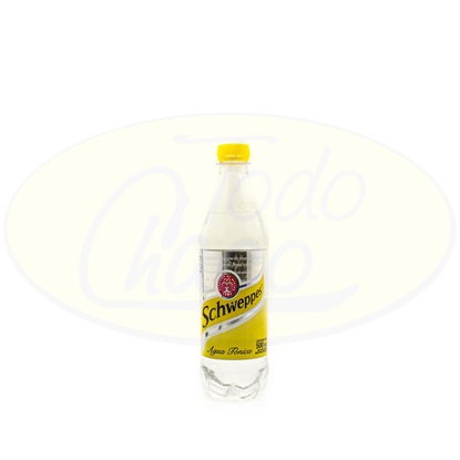 Picture of Agua Tonica Schweppes 500ml