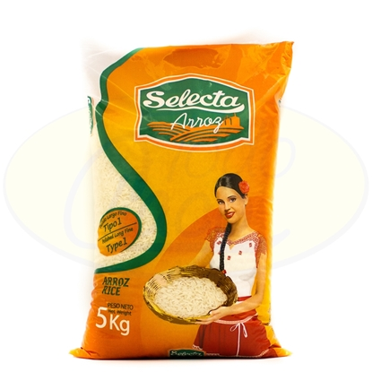 Picture of Arroz Selecta T1 - 5kg