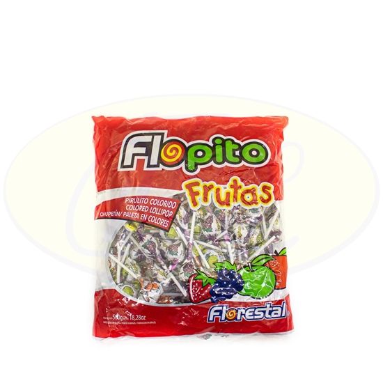 Picture of Chupetine Flopito Florestal Frutas 500g