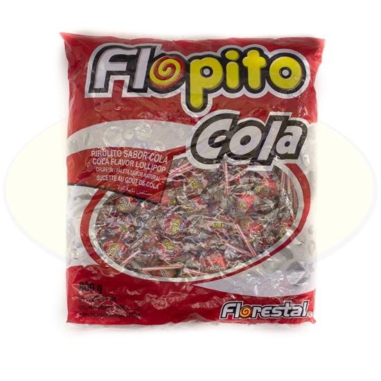 Picture of Chupetines Flopito Florestal Cola 800g