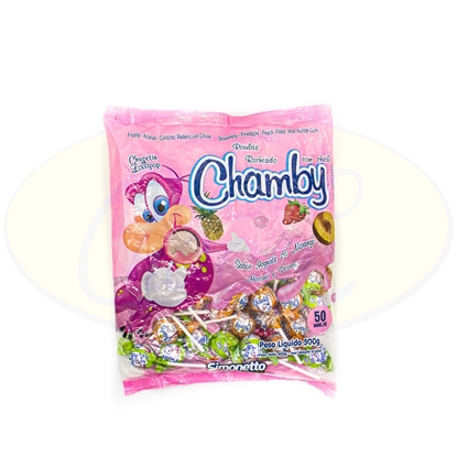 Picture of Chupetines Chamby Surtido 500g