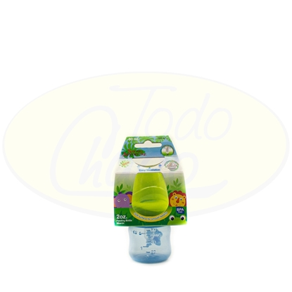 Picture of Biberon para Bebe Safari Adventure Infan Tec 60ml