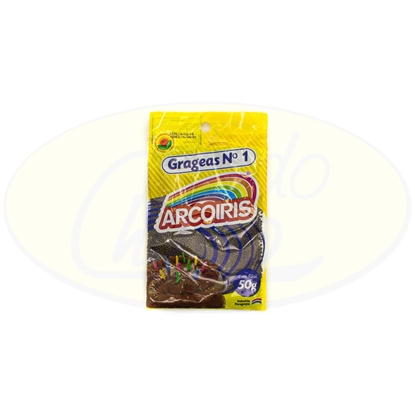 Picture of Grageas N1 Chocolate Arcoiris 50g