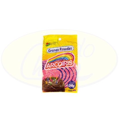 Picture of Granas Rosadas Arcoiris 50g