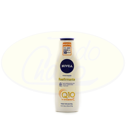 Picture of Crema Corporal Nivea Q10 Reafimante 250ml