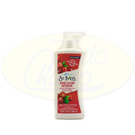 Picture of Crema Corporal St.Ives Humectacion Intensiva 400ml