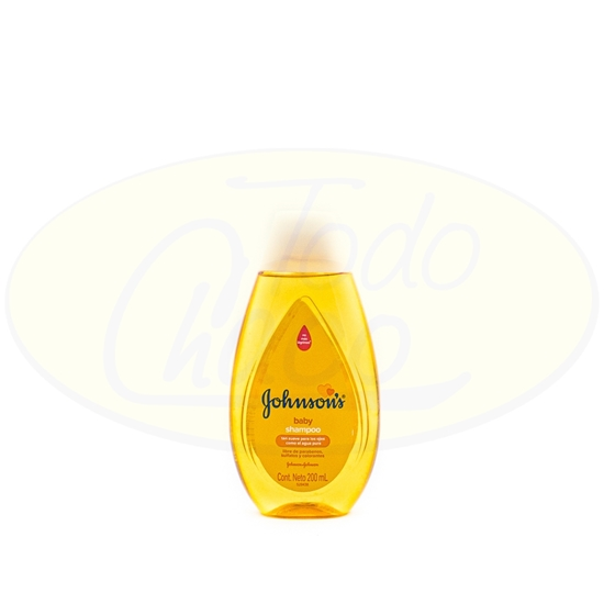 Picture of Shampoo Johnsons Baby 200ml