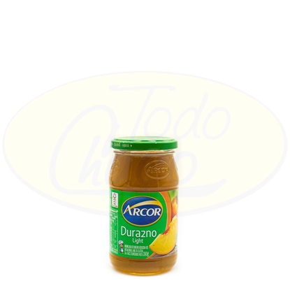 Picture of Mermelada Arcor Durazno Light Sin Gluten 390g
