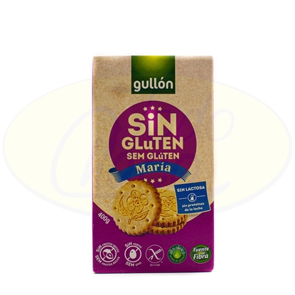 Picture of Galletita Maria Gullon Sin Gluten y Sin Lactosa 400g