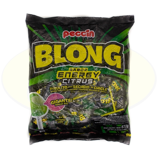 Picture of Chupetin Blong Peccin Energy Citrus 672g