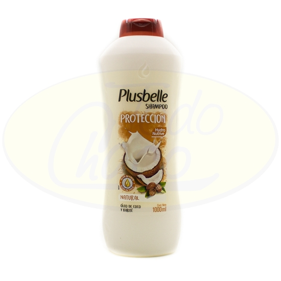Picture of Shampoo Plusbelle Natural 1000ml