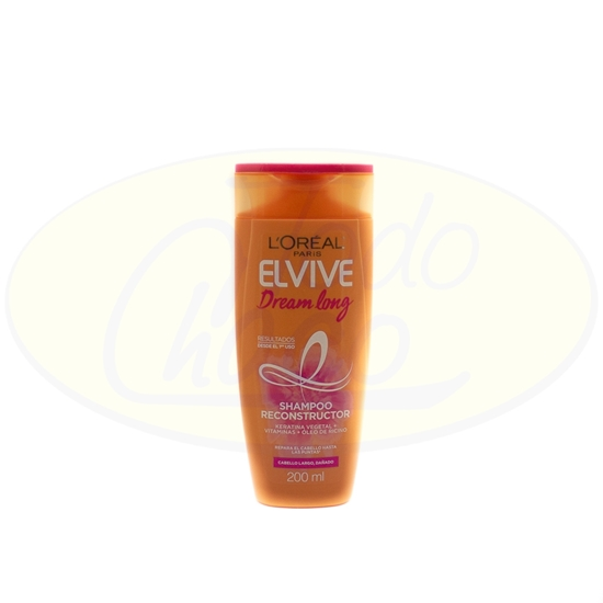 Picture of Shampoo Dream Long Elvive 200ml