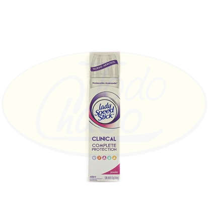 Picture of Desodorante Aerosol Powder Lady Speed Stick 150ml