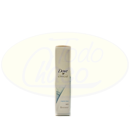 Picture of Desodorante Dove Clinical Original  Aerosol 110ml