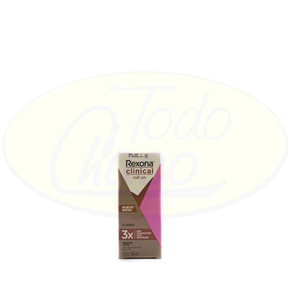 Picture of  Roll on Rexona Clinical Classic 50ml