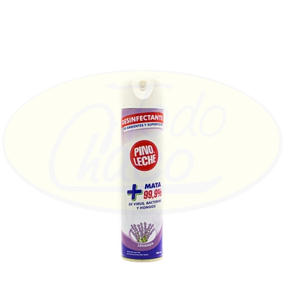 Picture of Desinfectante de Ambientes Lavanda Pino Leche 400ml