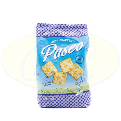 Picture of Galletitas Paseo Crackers 300g