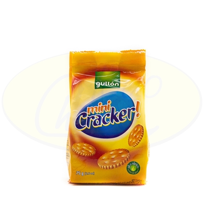 Picture of Galletitas Gullon Mini Craker 75g