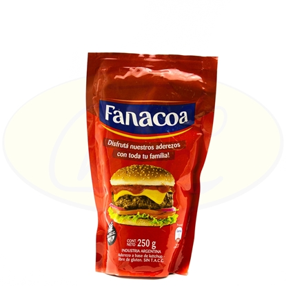 Picture of Kechup Fanacoa 220g