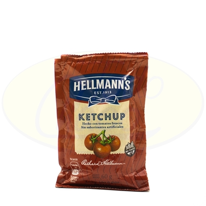 Picture of Ketchup Hellmanns 60g