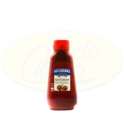 Picture of Ketchup Hellmanns Frasco 400g