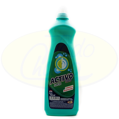 Picture of Detergente Limon Activo 100 750ml