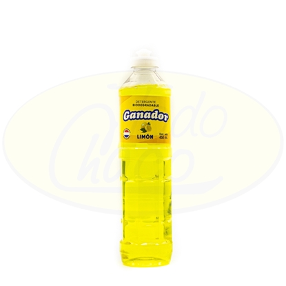 Picture of Detergente Limon Ganador 450ml