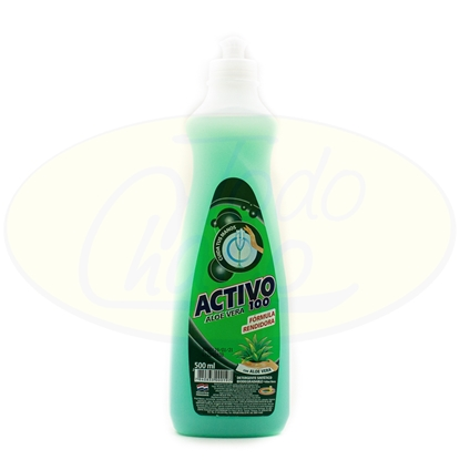 Picture of Detergente Aloe Vera Activo 100 500ml