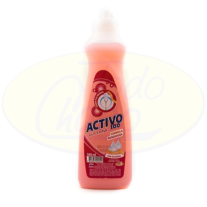 Picture of Detergente Glicerina Activo 100 500ml