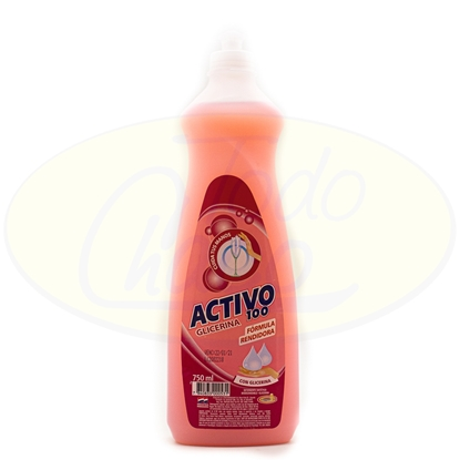 Picture of Detergente Glicerina Activo 100 750ml