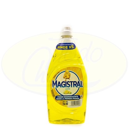 Picture of Detergente Limon Magistral 750ml