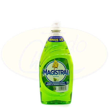 Picture of  Detergente Manzana Magistral 750ml